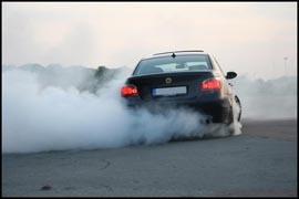 M5 Burnout