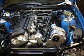 Turbocharger Engine