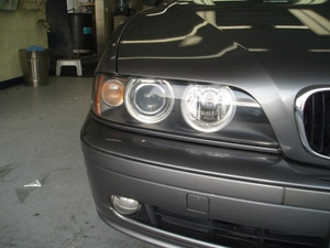 Head Light In Good Condition