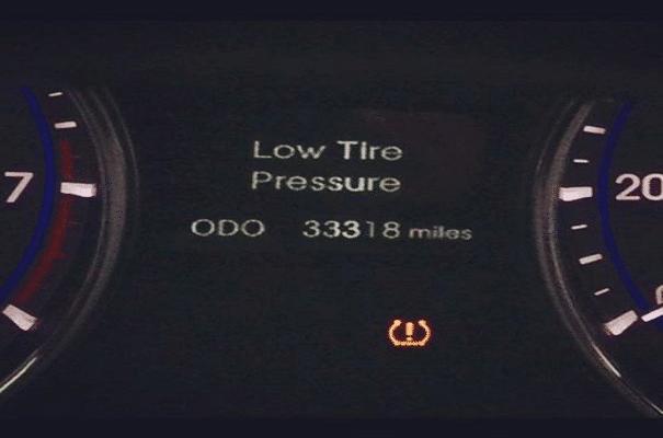 Dashboard Warning Light