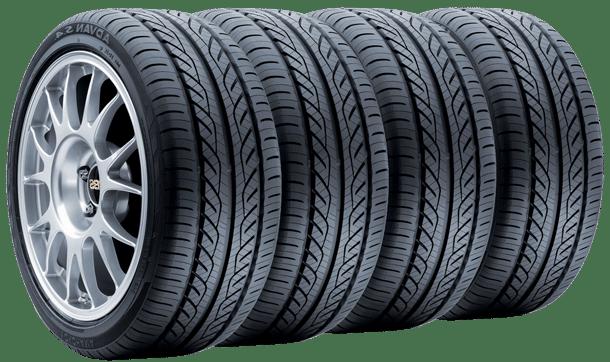 High Lug Tires