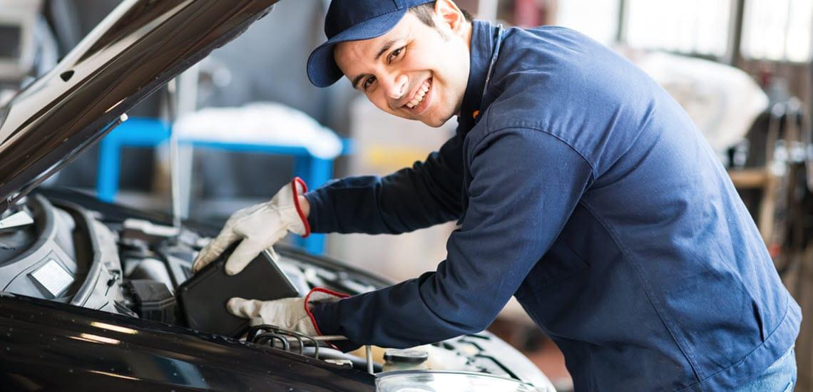 Expert Mercedes Mechanic