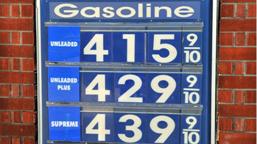 Gasoline Board