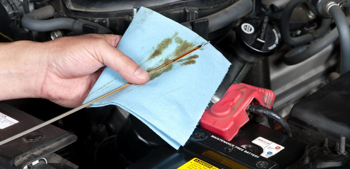 Car Oil Check