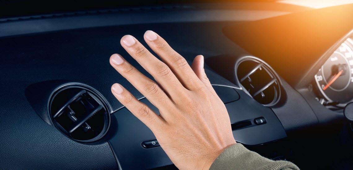 Checking Car AC