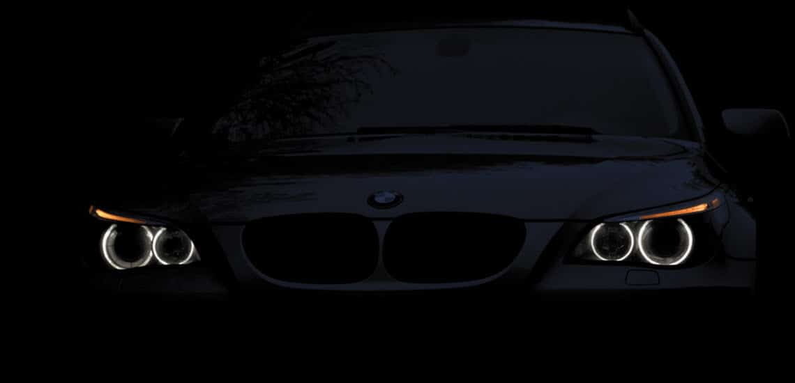 BMW 5 Series E61 Angel Eyes